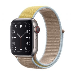 Apple Watch Edition Series 5